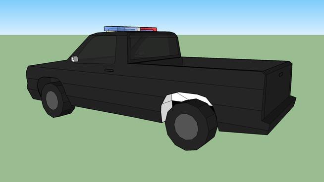4x4 de police