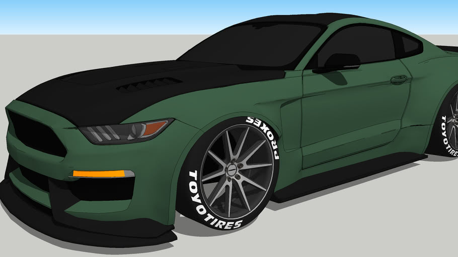 2015 Ford Mustang GT Tuning