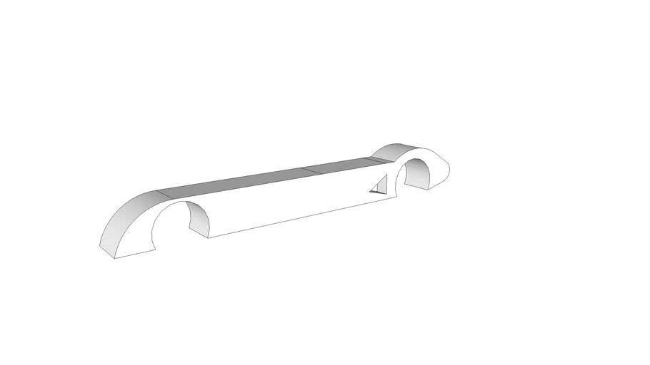 Prototype Side Pod