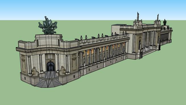 grand palais part 1