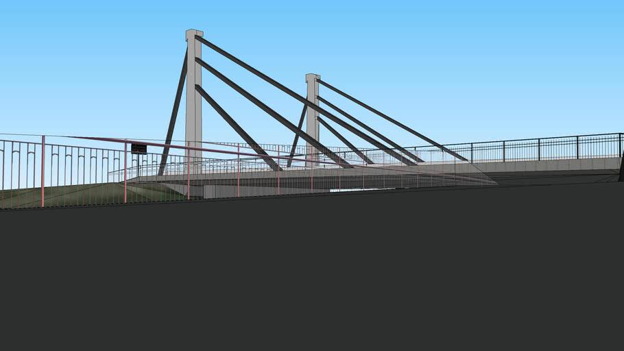 Chrenovsky most (stara lauka)