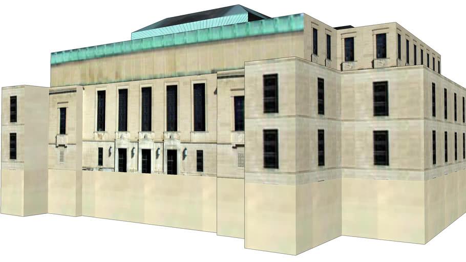 Horace H. Rackham Building