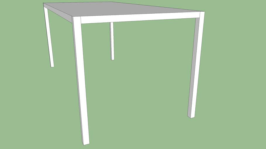 tavolo mostra