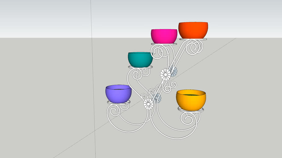 Pot Kembang Mode 24