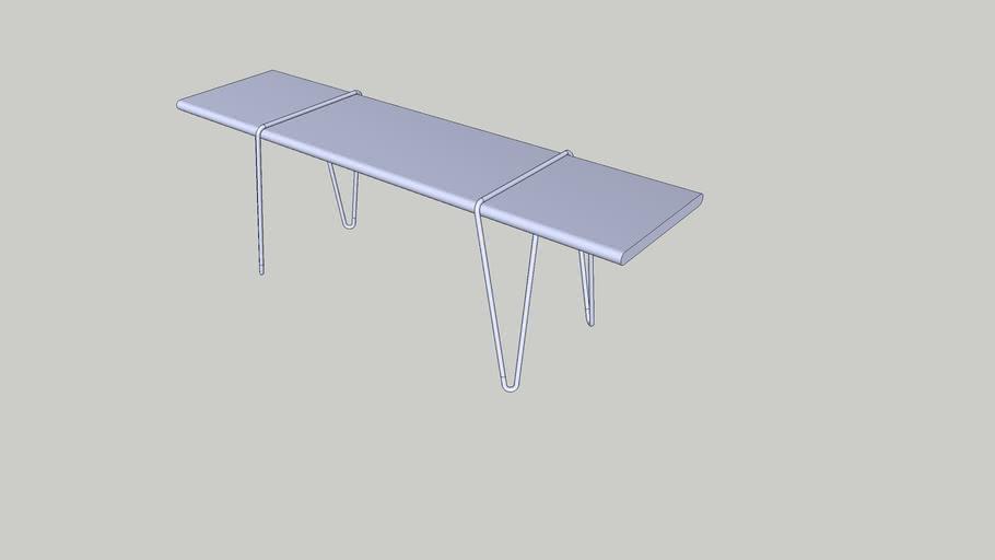 Sofá Table Xamã
