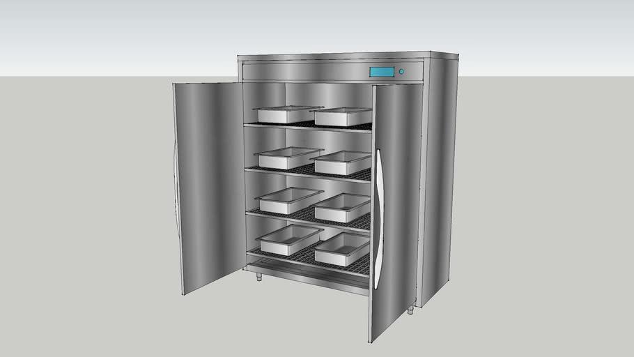 立式保溫櫃