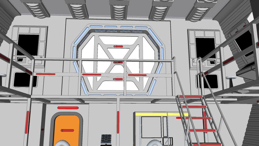 Nacelle 01/06 - Room - USS Enterprise D