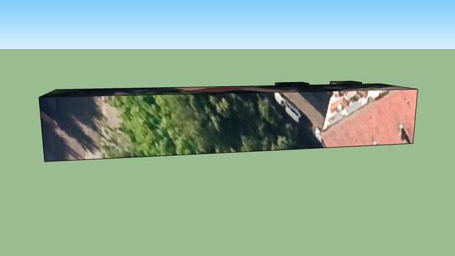 Schiedam, Hollanda adresindeki yapı