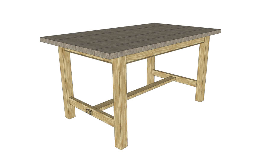 Mendip Dining Table