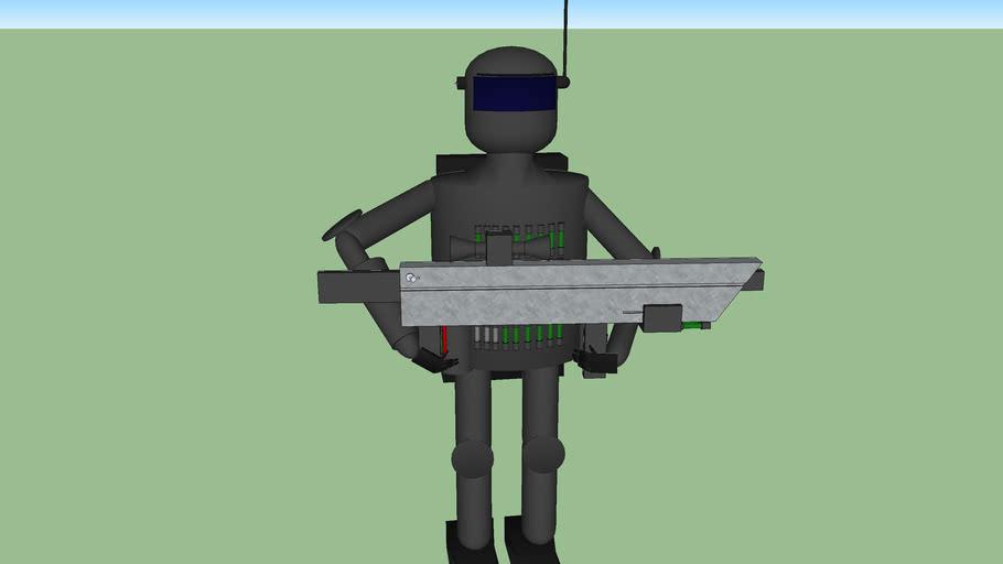 night EPD trooper