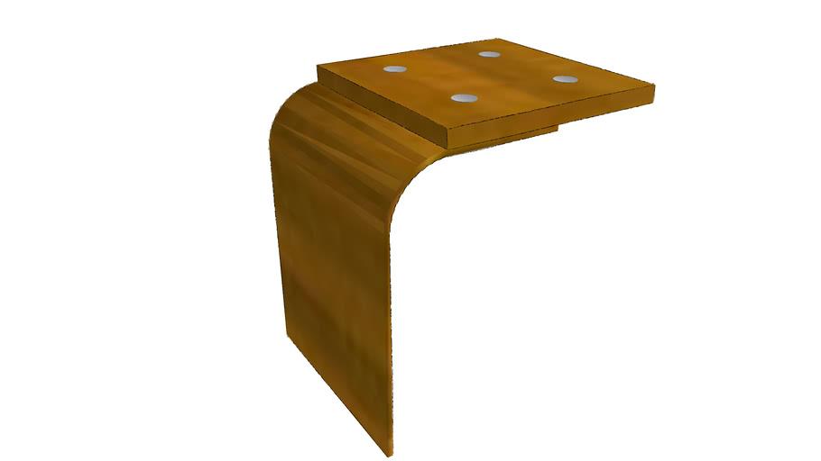 Chaise table de pique nique