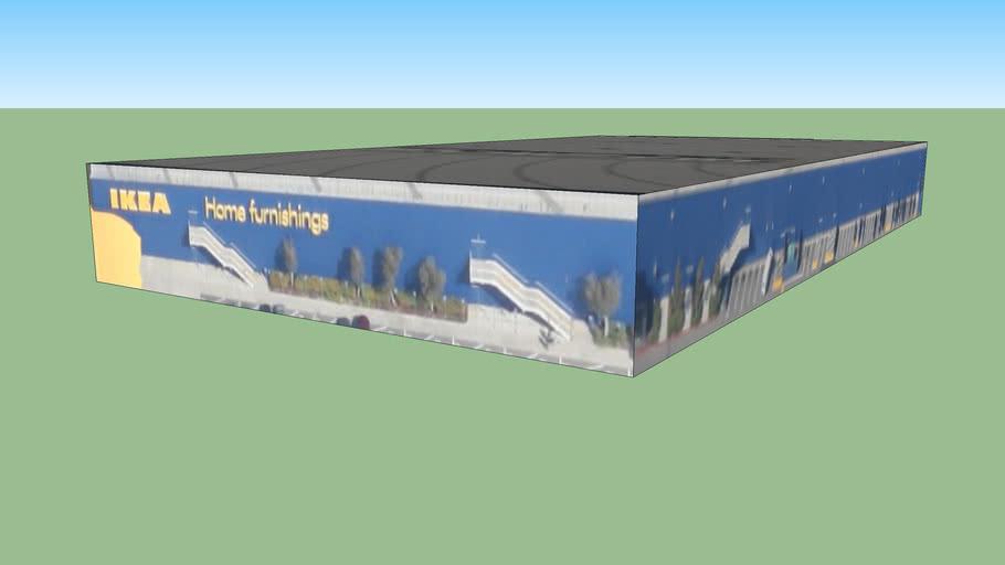 Building in Emeryville, Kaliforniya 94608, Amerika Birleşik Devletleri