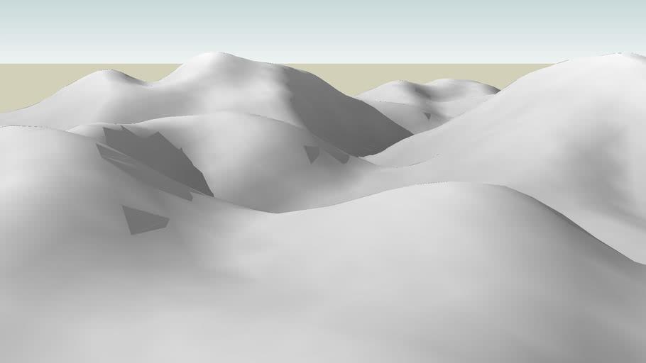 Arctic Terrain