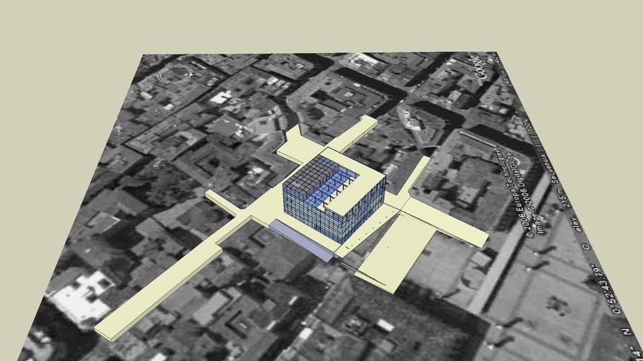 Centro de exposiciones, Información y Turismo
