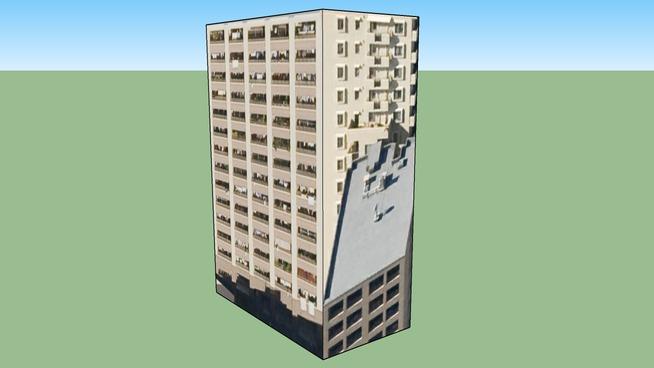 Edifício da 富士見町, 中区Nagoya, Aichi, Japão
