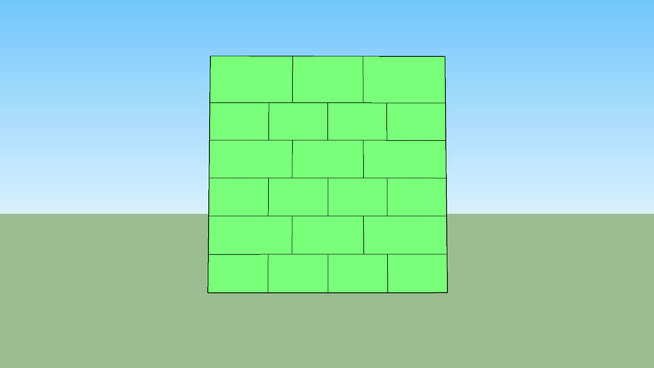 pallet green small