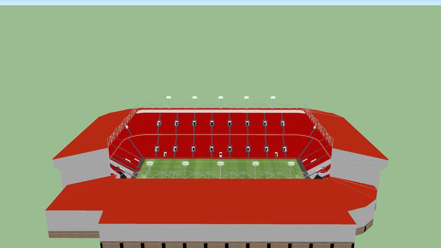 New Cheltenham Stadium, Expansion (Please rate)