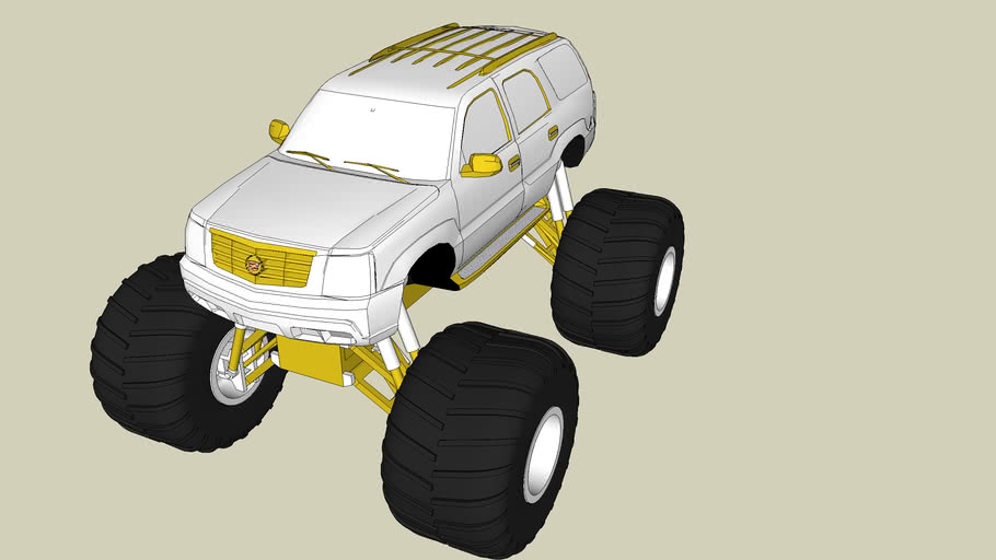 Escalade Monster Truck