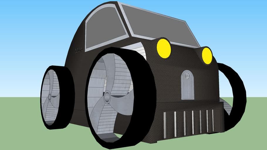 Alpha Minicar carbon custom