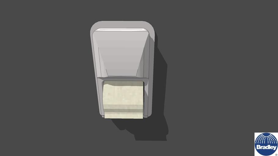 ADA Diplomat Toilet Paper Dispenser