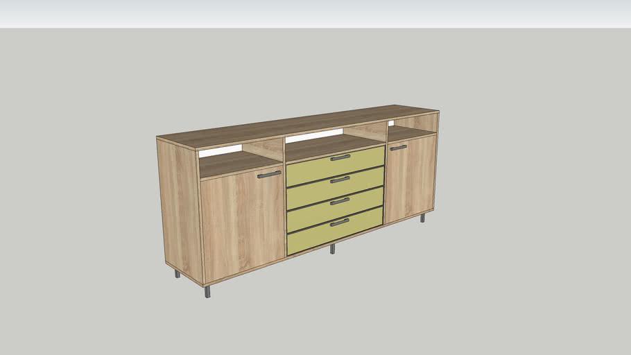 dresser FJ20171 H1145 ST10