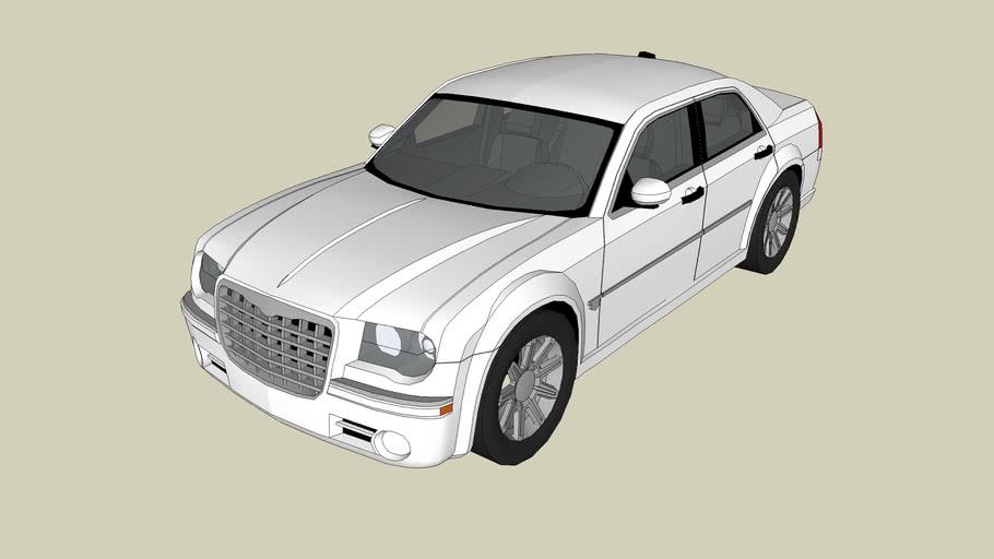 Chrysler 300c 2005 (IDX Lights)