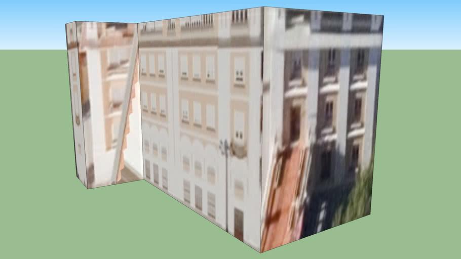 Colegio en Madrid, España