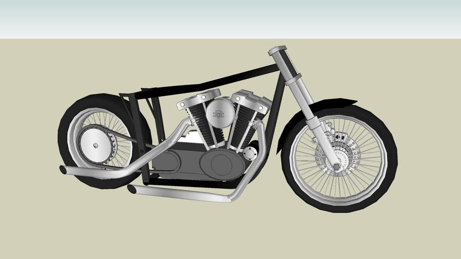 For andy and some others A HARLEY SPORTSTER