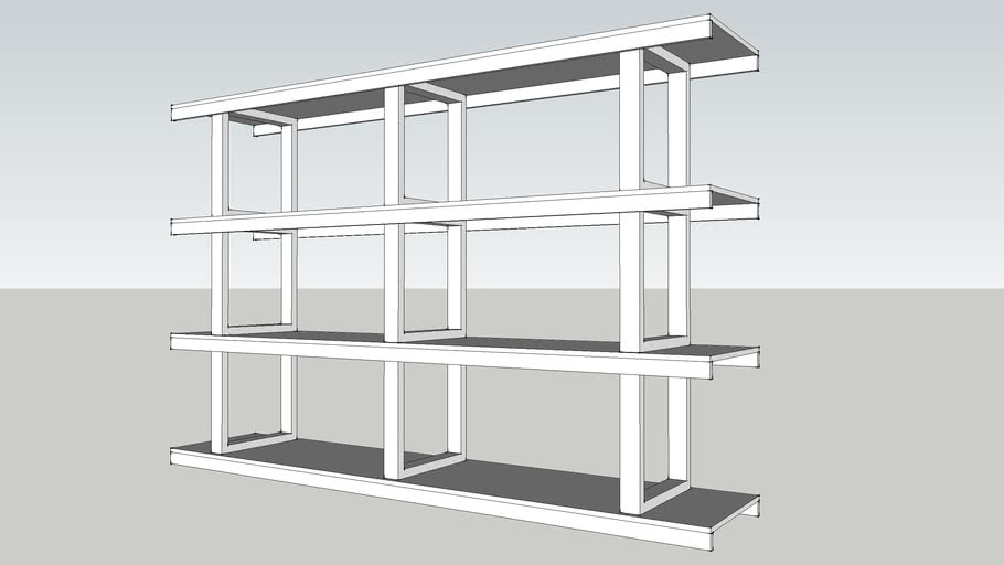 Short Ikea Bookshelf