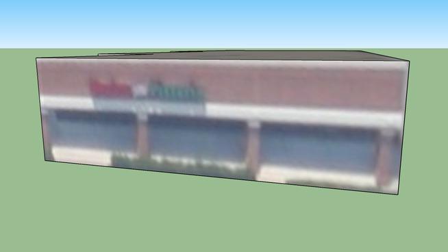 Ēka adresē Česapīka, Virdžīnija, Amerikas Savienotās Valstis