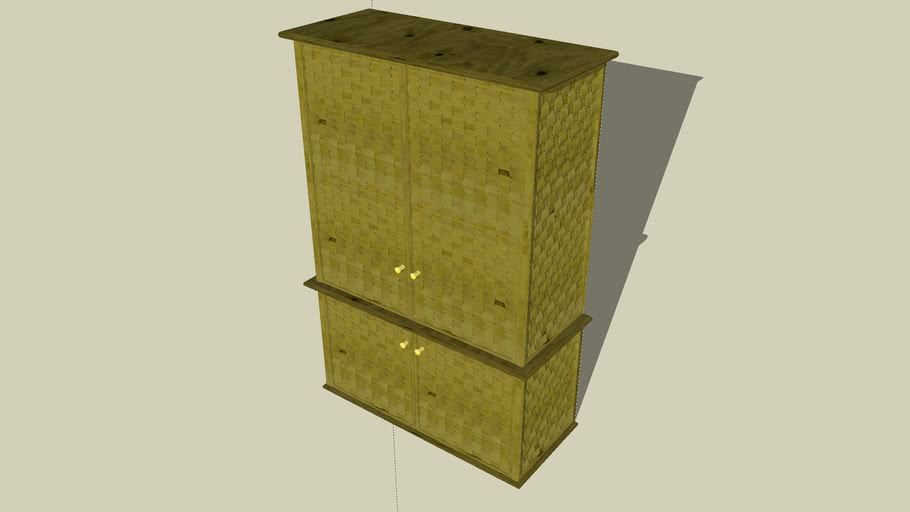 furniture, cabinet