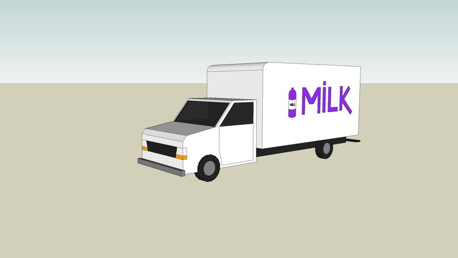 Milk Truck/Camión de la Leche