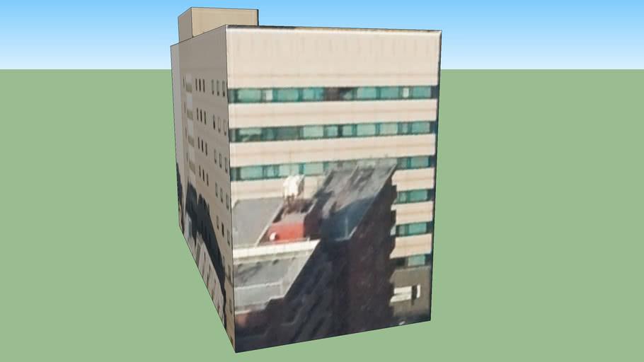 Building in Meguro Ward, Tōkyō Metropolis, Japan