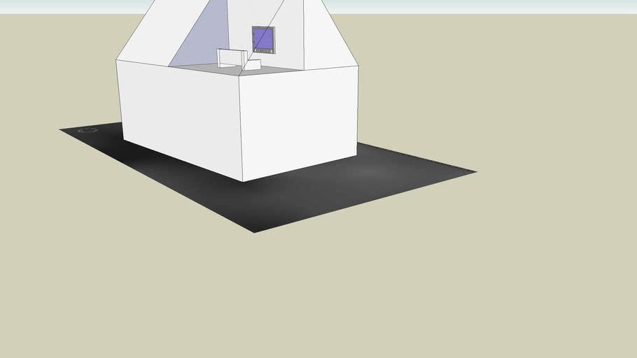 kleines Testhaus