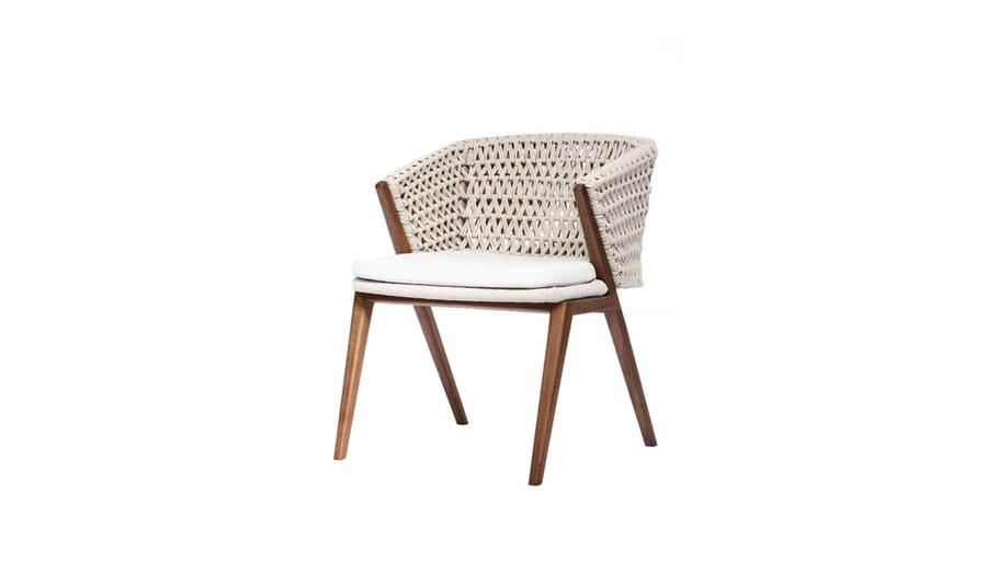 Cadeira Tulace - Daniela Ferro