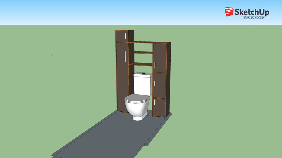 meuble de toilette maison habere