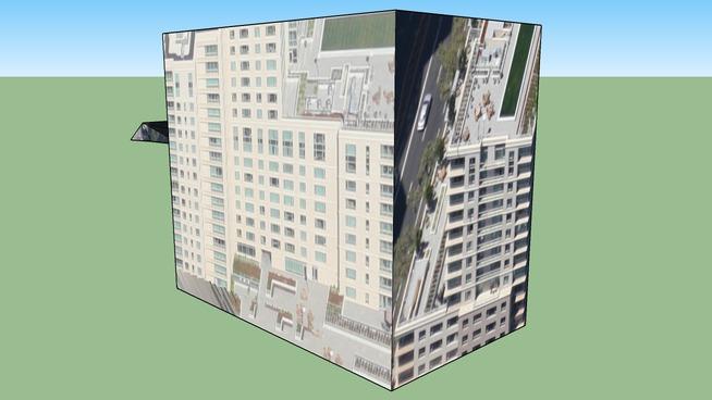 Edificio en Oakland, California, EEUU