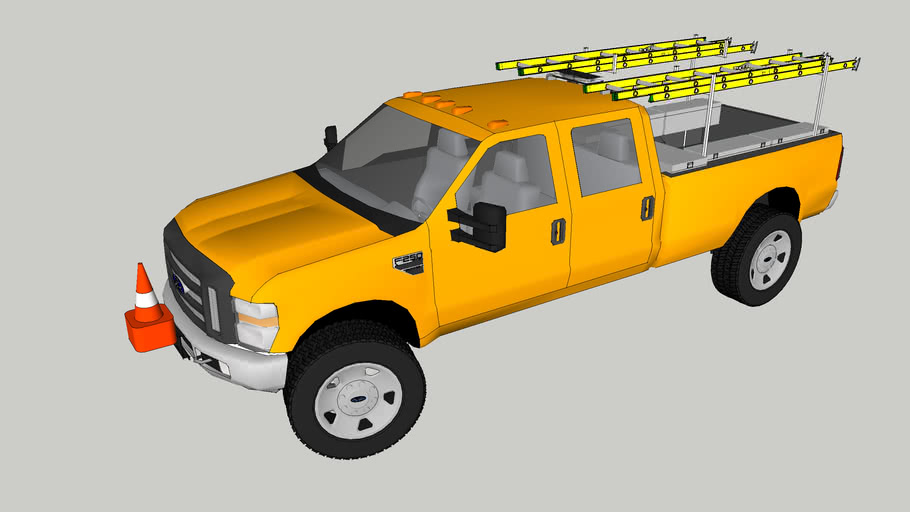 2010 Ford XL - Service Truck