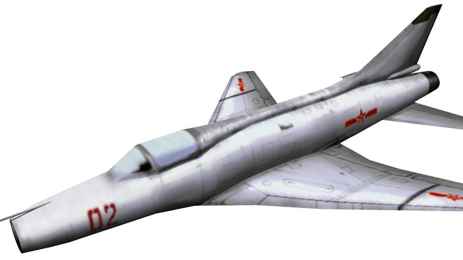 歼-12战斗机 PLAAF J-12 FIGHTER