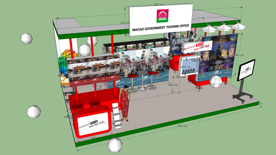 Booth+exebition+Macao