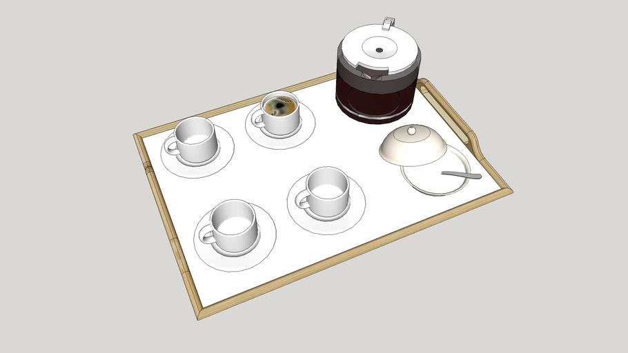 Utensílios de cozinha - Café