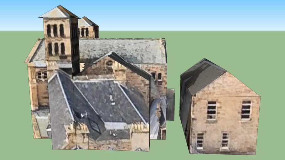 Building in Edinburgh EH16 5AE, UK