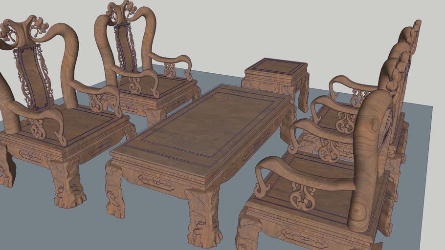 ĐỒNG KỴ - Chair classic