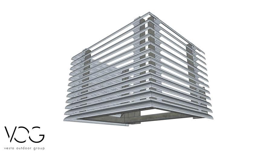 LiniusL050 Air condition Корзина для кондиционера