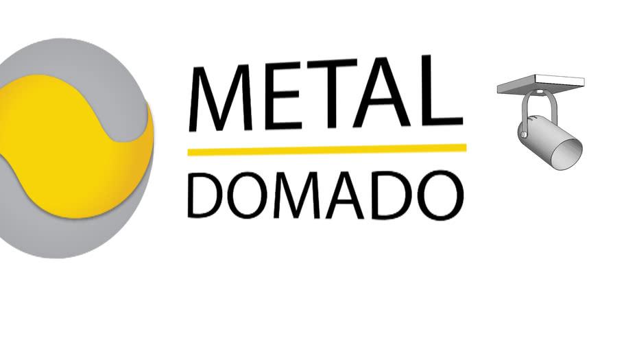 Metal Domado | Spot Circular Simples