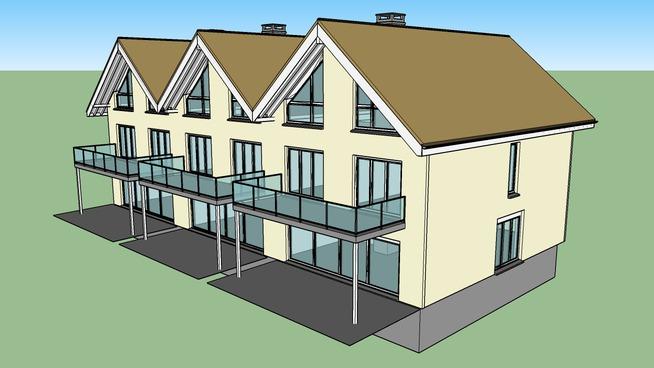 Drei 6½ Reiheneinfamilienhäuser mit luxuriösem Ausbau an bester Lage in Ittigen