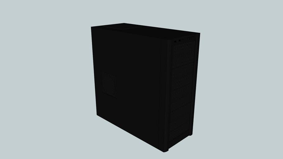 Basic ANTEC 300 Computer Case