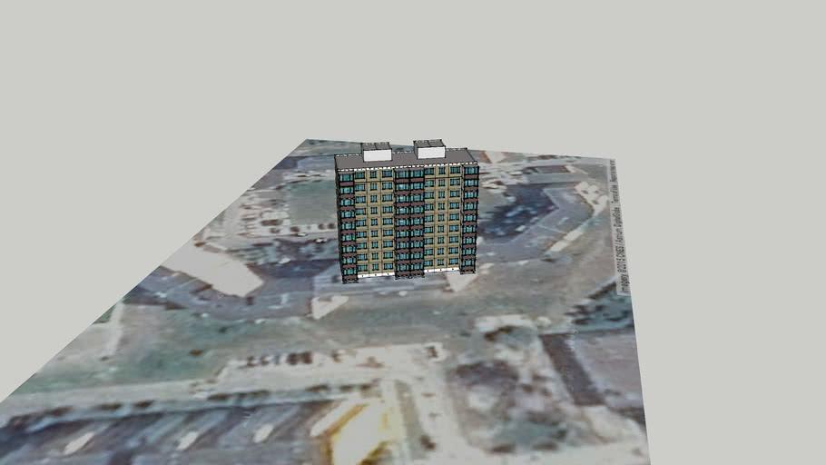 Building 9 floor