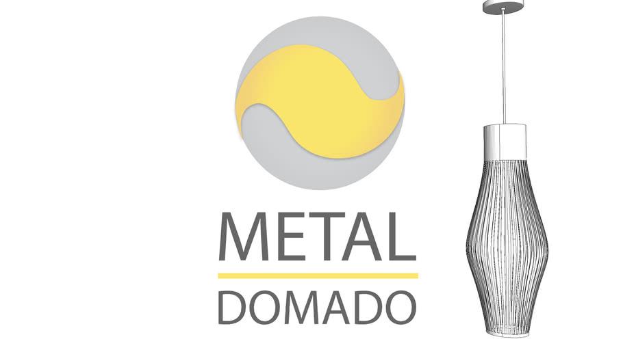 Metal Domado | Pendente Maú
