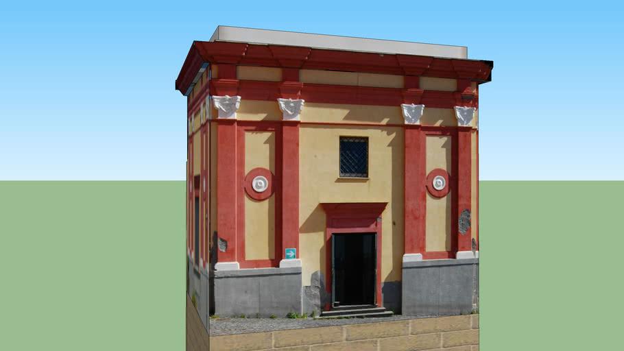 Rione Terra 3D - Edificio 1 - Pozzuoli (NA)